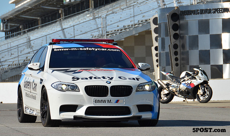 2012 BMW M5 Moto GP Safety Car