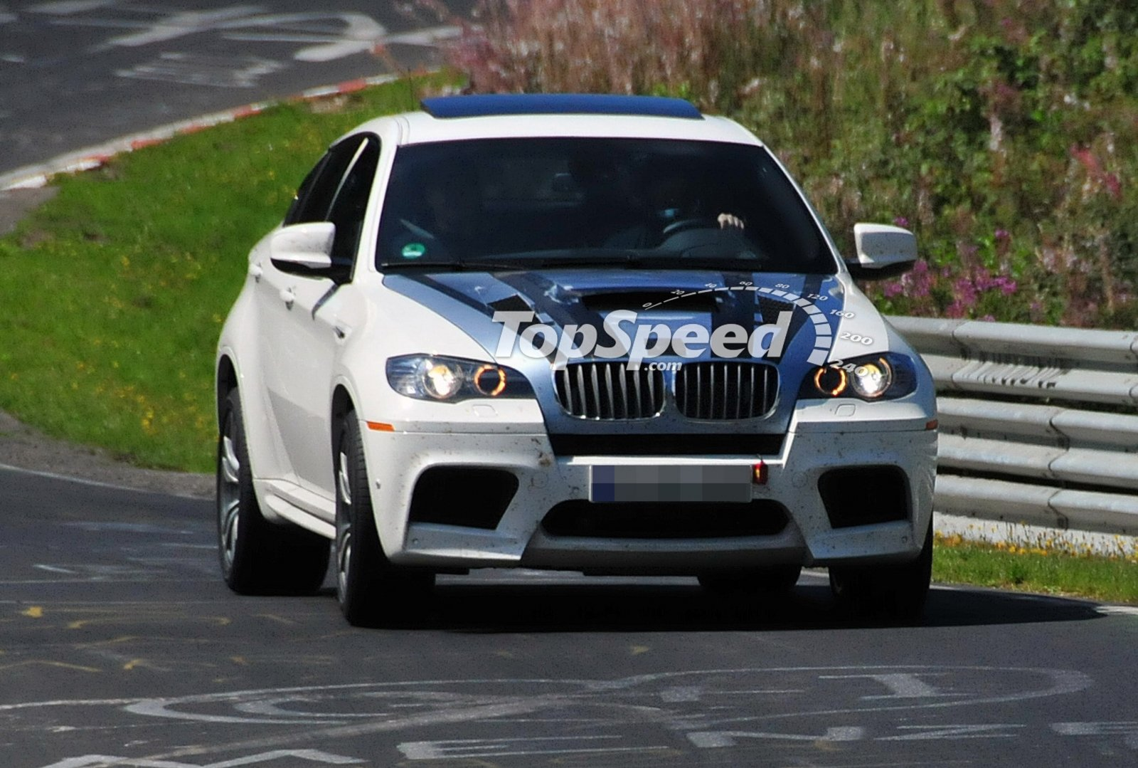 2012 Bmw X6m Review Top Speed