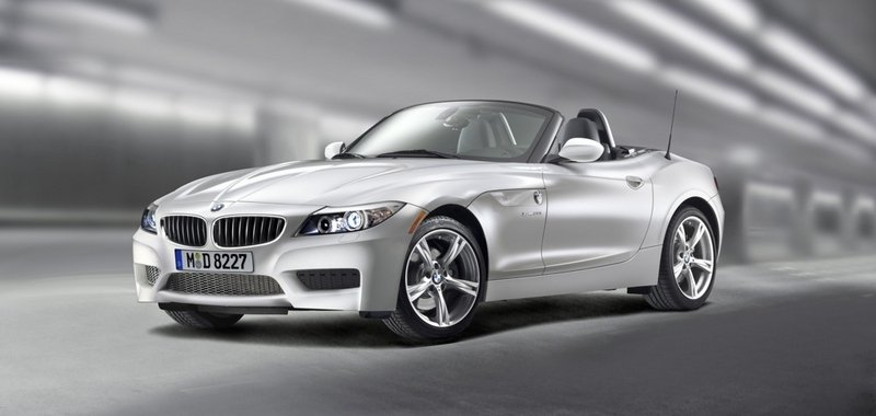 2012 BMW Z4 Exclusive Canyon Brown M Sport