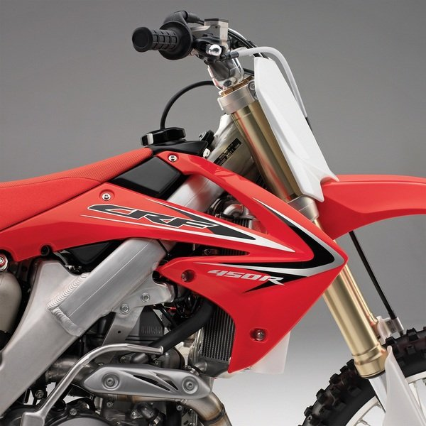 Motorcycle Review Top Speed: 2012 Honda CRF450R - Picture 411513