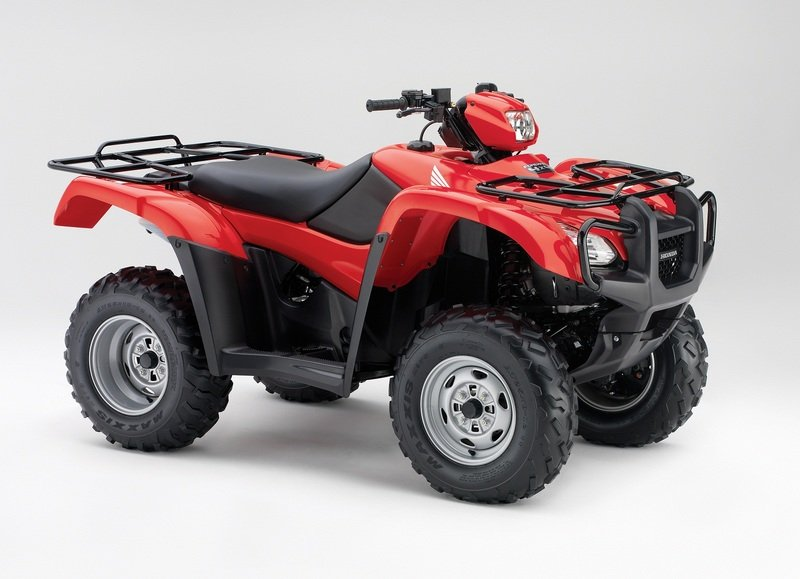 honda fourtrax news and reviews top speed. Black Bedroom Furniture Sets. Home Design Ideas