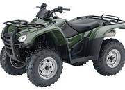 Honda FourTrax Rancher AT with Electric Power Steering