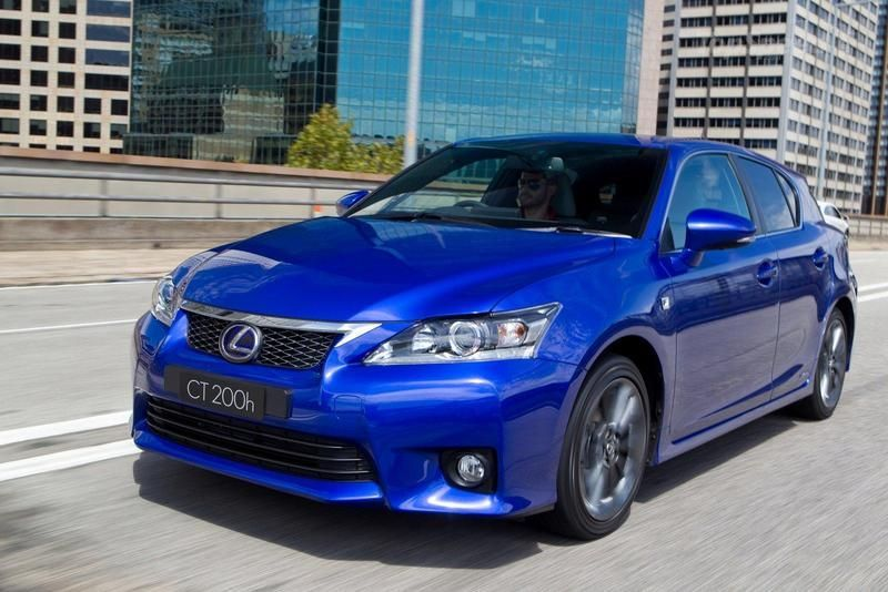 2012 lexus ct 200h f sport package review top speed. Black Bedroom Furniture Sets. Home Design Ideas