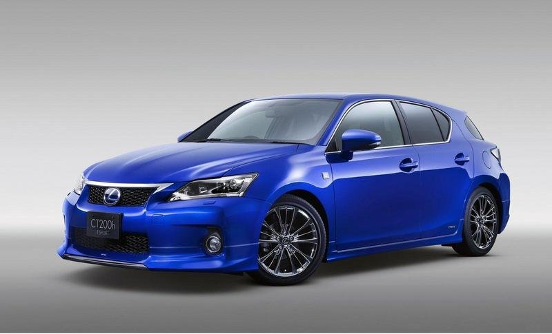 lexus ct 200h reviews specs prices photos and videos top speed. Black Bedroom Furniture Sets. Home Design Ideas