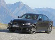 2010 - 2012 Lexus IS-F - image 412585