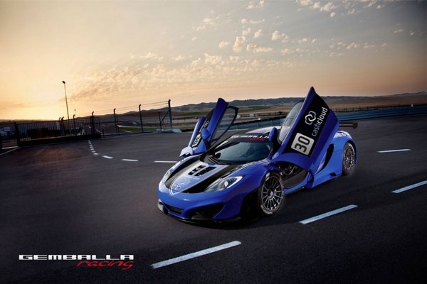 mclaren mp4-12c by gemballa racing team picture
