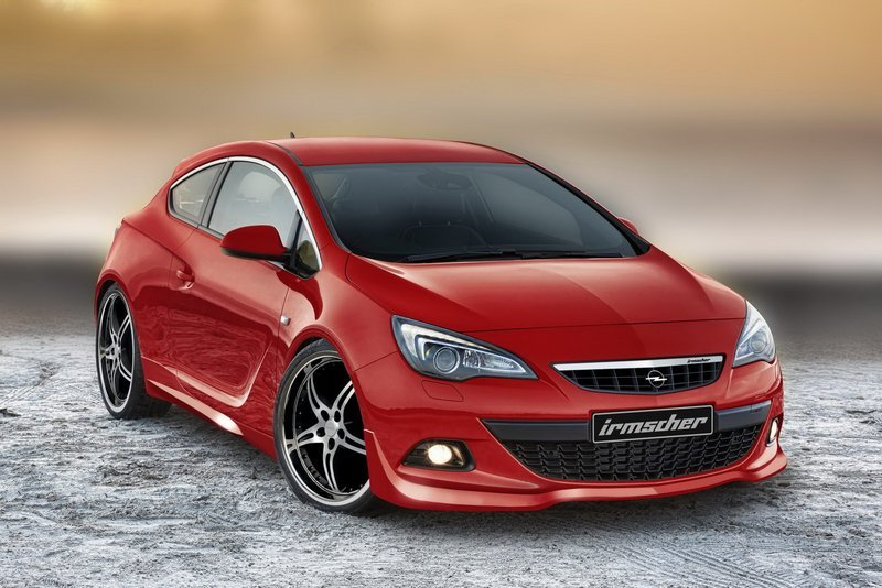2012 Opel Astra GTC by Irmscher Sports
