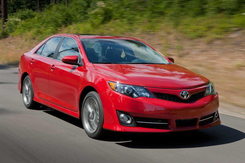 2012 Toyota Camry High Resolution Exterior - image 414156