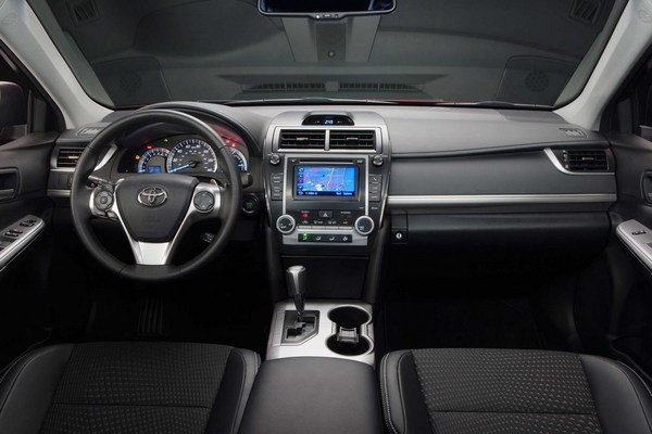 2012 Toyota Camry | car review @ Top Speed