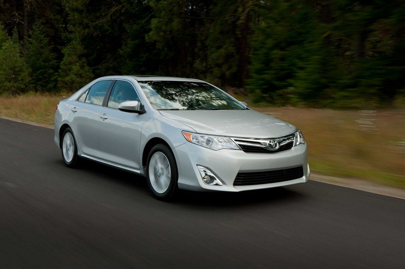 2012 Toyota Camry High Resolution Exterior - image 414178
