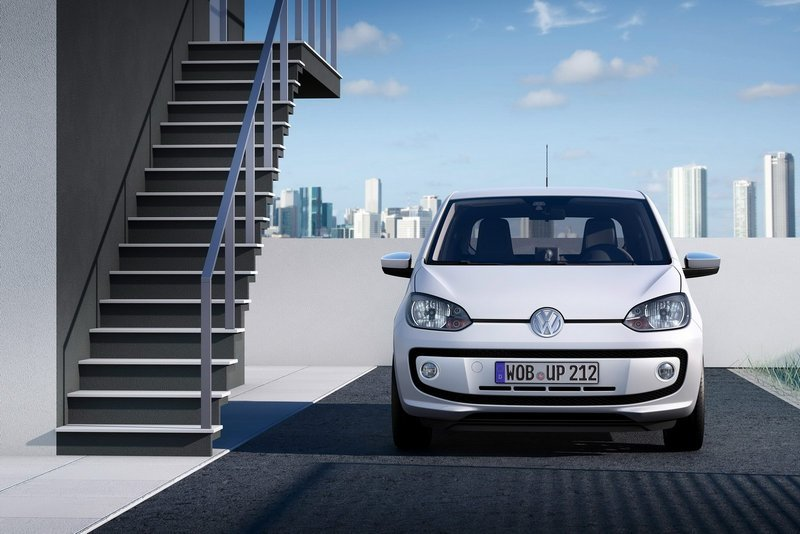 2012 Volkswagen Up! High Resolution Exterior - image 413350