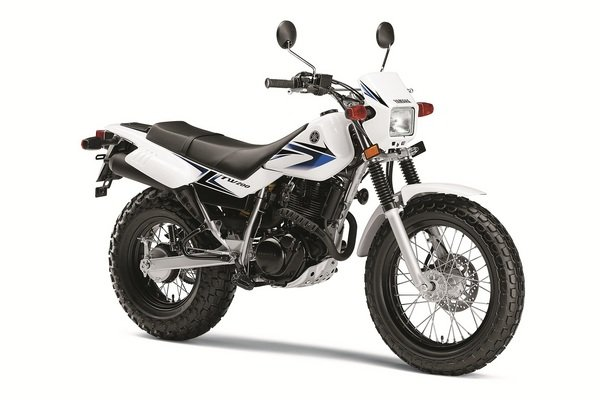 2012 yamaha dual purpose tw200 motorcycle review top speed