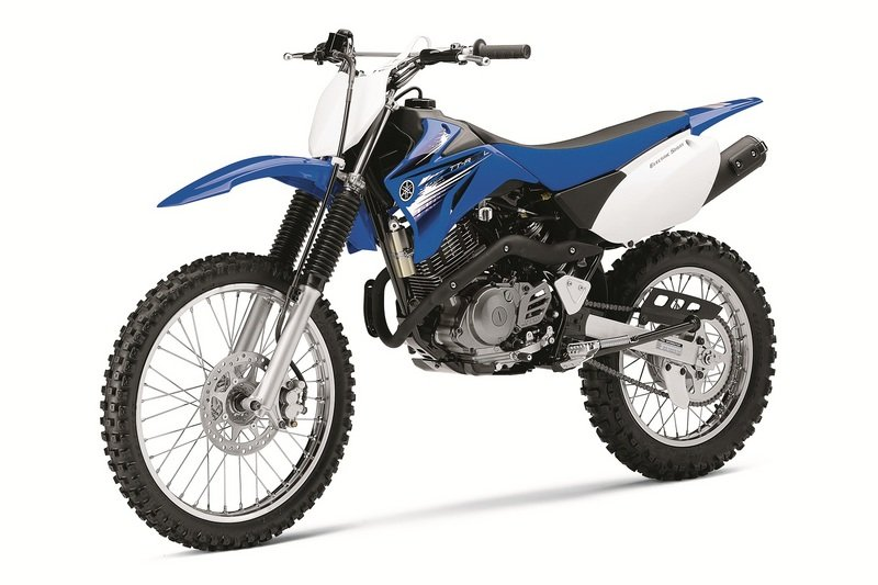 2012 Yamaha Off Road TT-R125LE High Resolution Exterior - image 412472