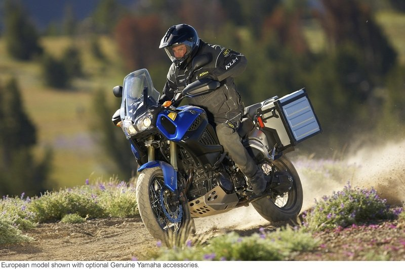 2012 Yamaha Super Ténéré High Resolution Exterior - image 412434