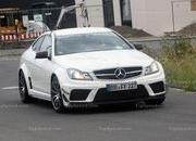 Mercedes C63 AMG Black Series with Track/Aero Package