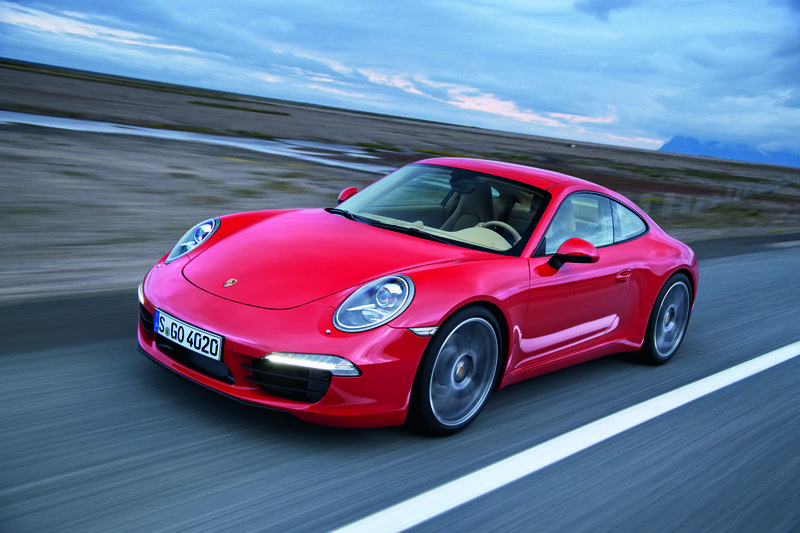 2012 - 2013 Porsche 911/991 High Resolution Exterior Wallpaper quality - image 413571