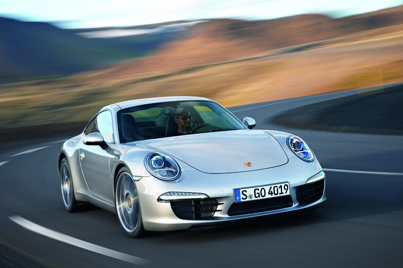 2012 - 2013 Porsche 911/991 High Resolution Exterior Wallpaper quality - image 413580