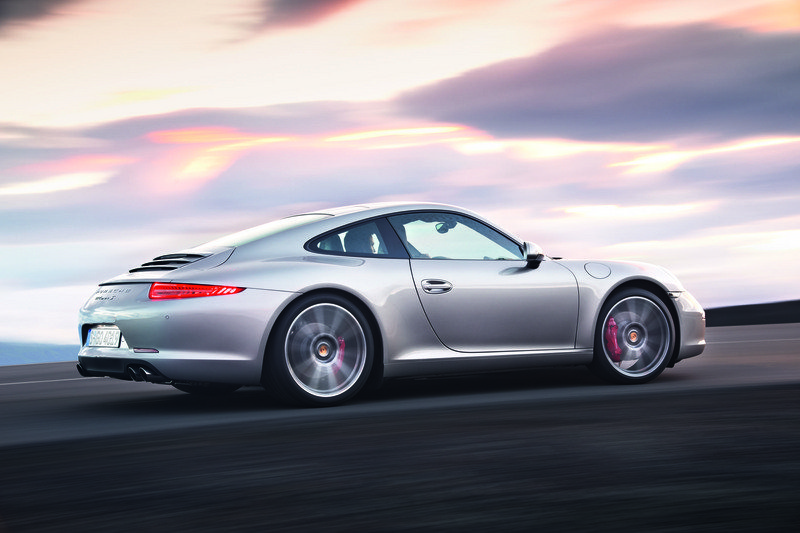 2012 - 2013 Porsche 911/991 High Resolution Exterior - image 413581