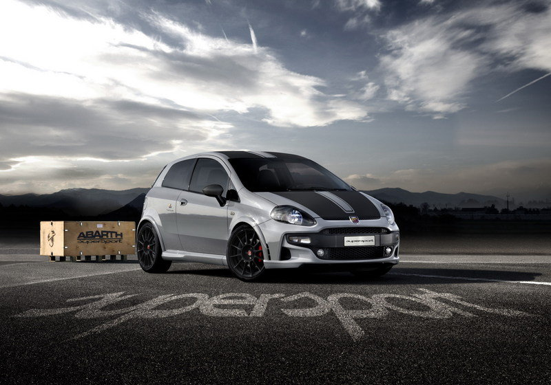 2012 Abarth Punto SuperSport