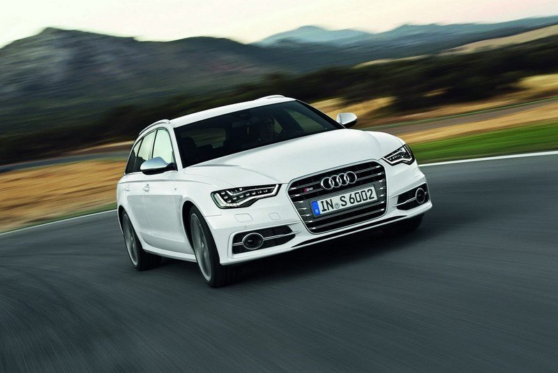 2012 Audi S6 Avant High Resolution Exterior - image 414393