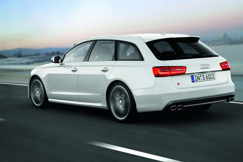 2012 Audi S6 Avant High Resolution Exterior - image 414394