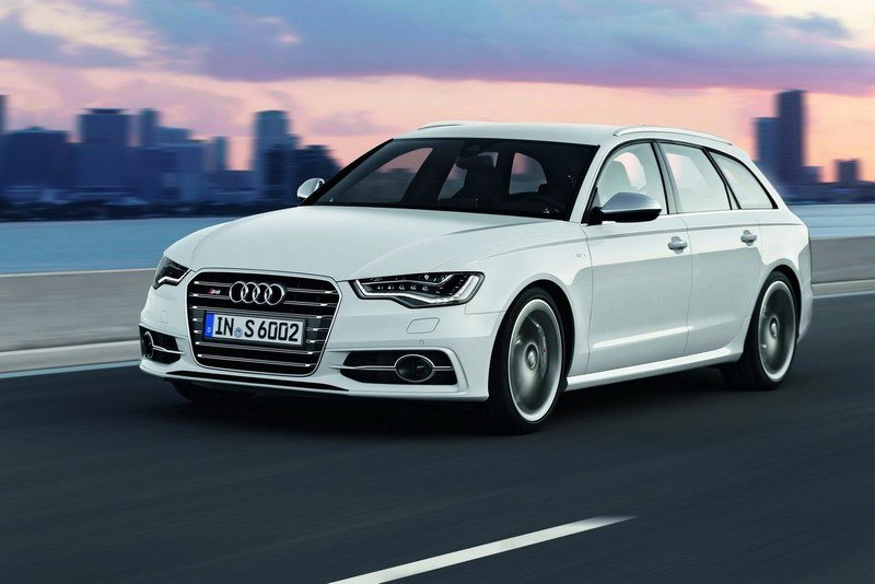 2012 Audi S6 Avant High Resolution Exterior - image 414395