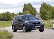 BMW X3 xDrive20i and BMW X3 xDrive35d