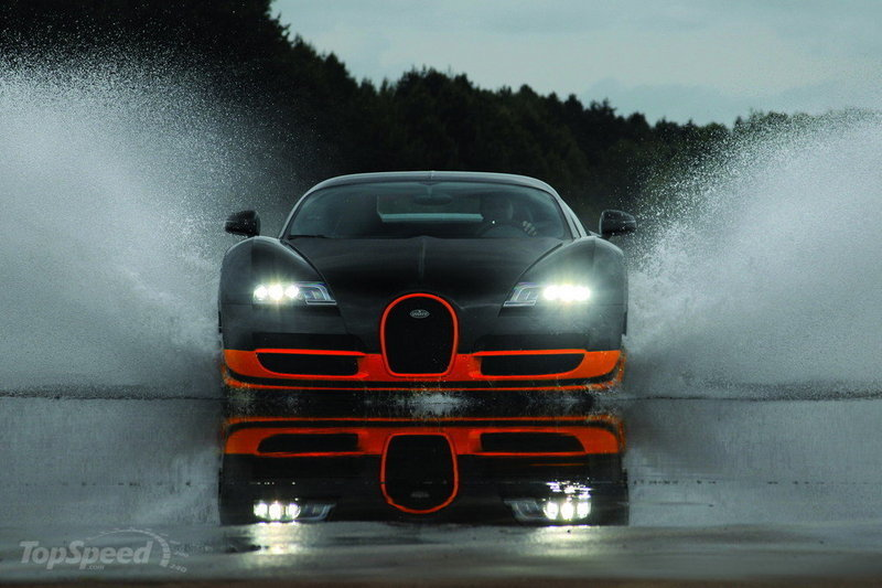 Bugatti Promises To Continue Producing The Worldu0027s Fastest Cars