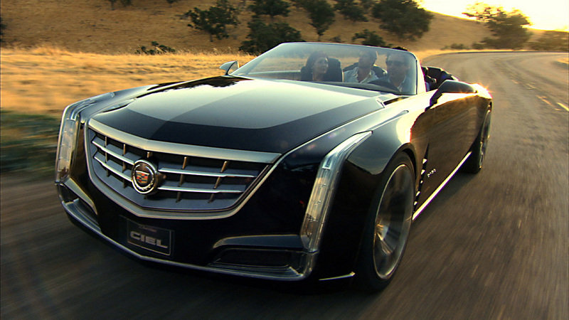 2011 Cadillac Ciel Concept High Resolution Exterior - image 413047