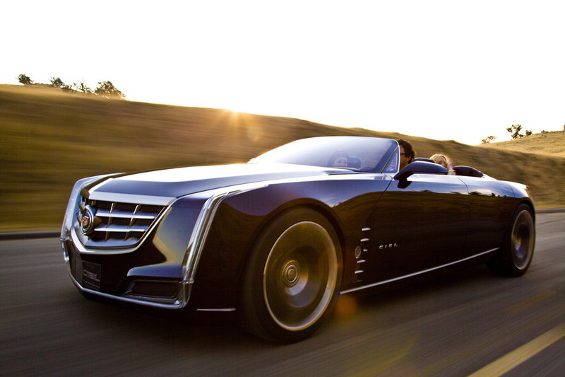 2011 Cadillac Ciel Concept High Resolution Exterior - image 413048
