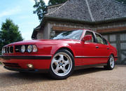 The Nicest BMW E34 M5 on the Planet Finds Itself on eBay - image 412130