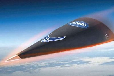 Falcon HTV-2 - the 13,000 mph aircraft