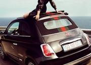 2012 Fiat 500 Cabriolet by Gucci - image 411495