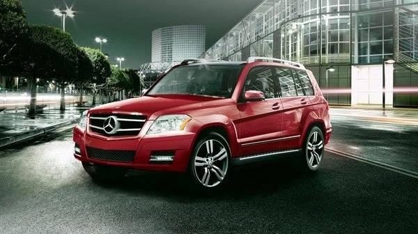 first drive 2012 mercedes benz glk 350 picture