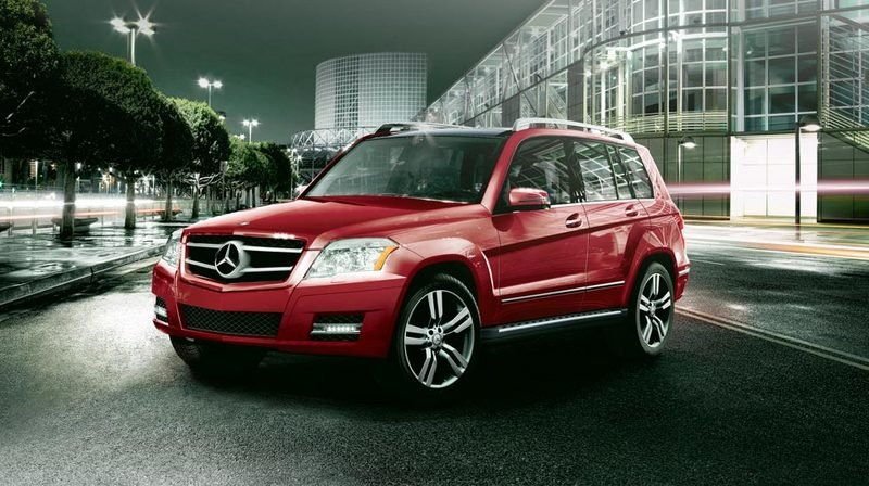 First Drive: 2012 Mercedes Benz GLK 350