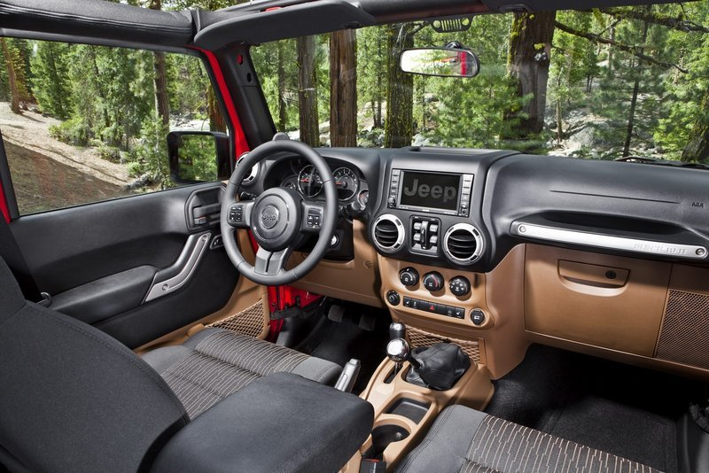 2012 Jeep Wrangler High Resolution Interior - image 413453