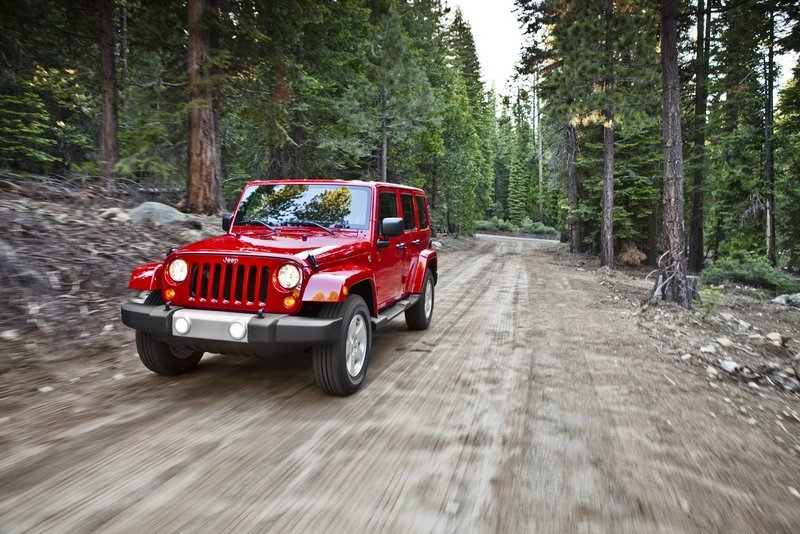 2012 Jeep Wrangler High Resolution Exterior - image 413462