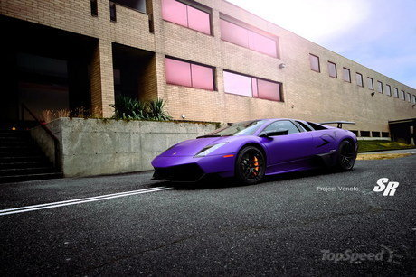 Lamborghini SR Project Veneto by SR Auto Group