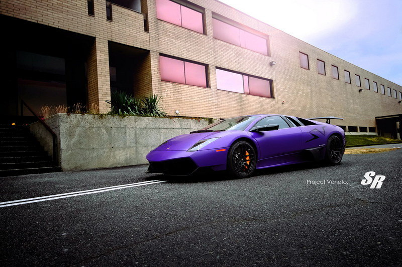 2011 Lamborghini SR Project Veneto by SR Auto Group