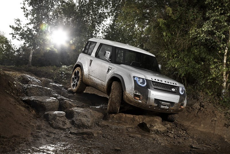 2011 Land Rover DC100 Concept High Resolution Exterior - image 414403