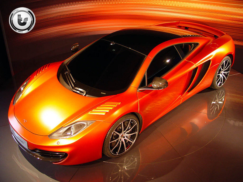 McLaren Exclusive to offer special customization programs for the MP4-12C