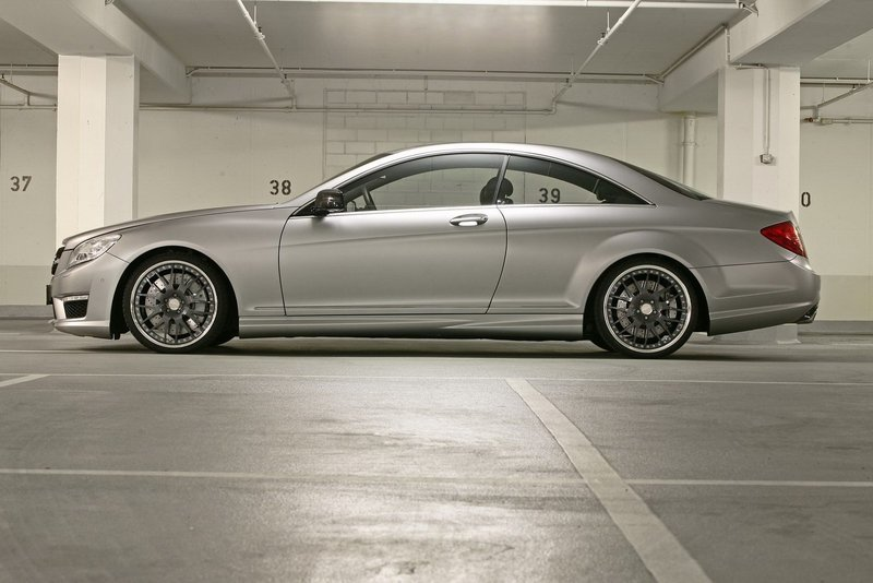 2011 Mercedes-Benz CL63 AMG by VATH