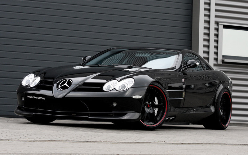 "2011 Mercedes ""SLR 707 Edition"" by Wheelsandmore"