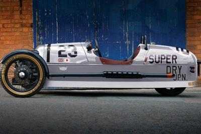 2011 Morgan 3-Wheeler Superdry Edition