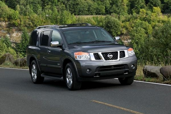 2004 2012 Nissan Armada Review Top Speed