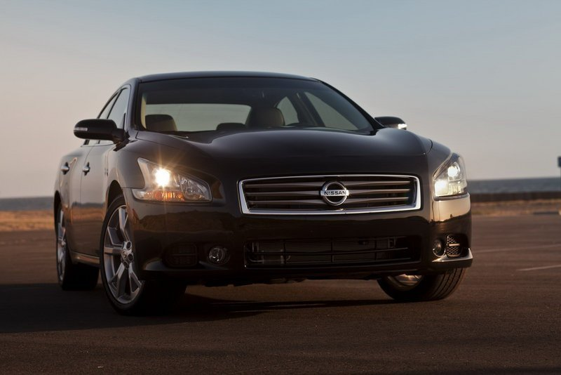 2012 Nissan Maxima High Resolution Exterior - image 414492