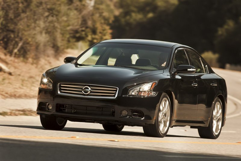2012 Nissan Maxima High Resolution Exterior - image 414495