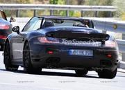 Spy Shots: 2013 Porsche 911 Turbo Takes Its Top Off! - image 410957