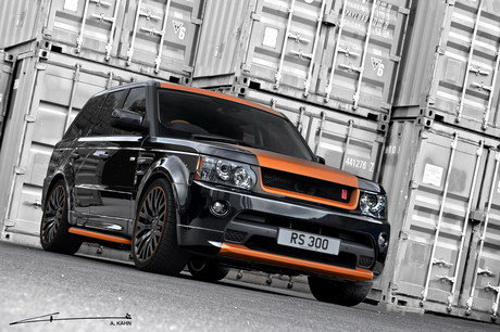 Range Rover Vesuvius Edition Sport 300 by Project Kahn