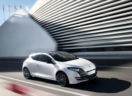 ... latest limited run Megane RS 250, the Monaco Grand Prix Limited Edition.